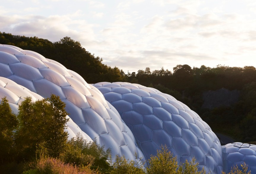PhD at the Eden Project – deadline 28th May